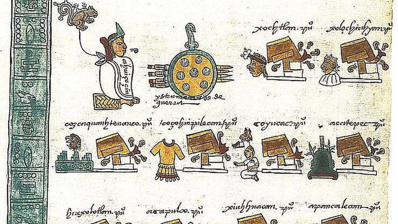 The golden age of the Aztecs: British researcher reveals lost civilization's hieroglyphics are among world's most sophisticated and rival ancient literary achievements of Egypt, India, Greece and Rome