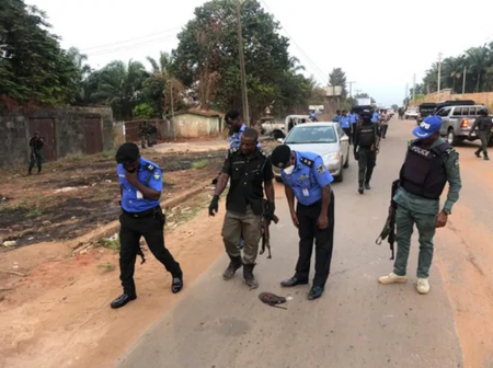 Insecurity: Police Arrest 17 Cultists In Abuja