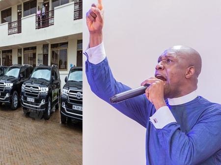 What Is One Minister Doing With 9 Land Cruisers? – Prophet Kofi Oduro Angrily Queries