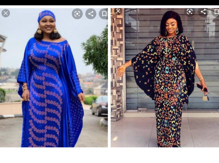 15+  ys You Can Dress With Boubou Fabric Lace And Get People Attention Easily. (See  Photos)