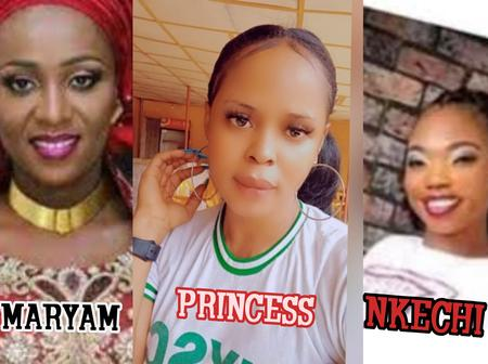These 3 Nigerian women killed their male lovers, See what eventually happened to them.