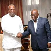 """His Government Is The Most Corrupt In Ghana's history"" – John Mahama throws shots"