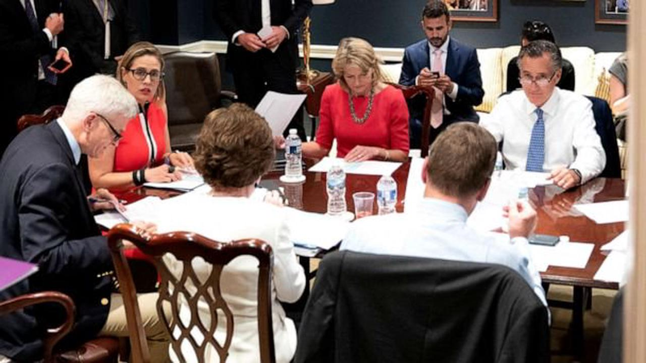 Bipartisan negotiators strike agreement on infrastructure deal