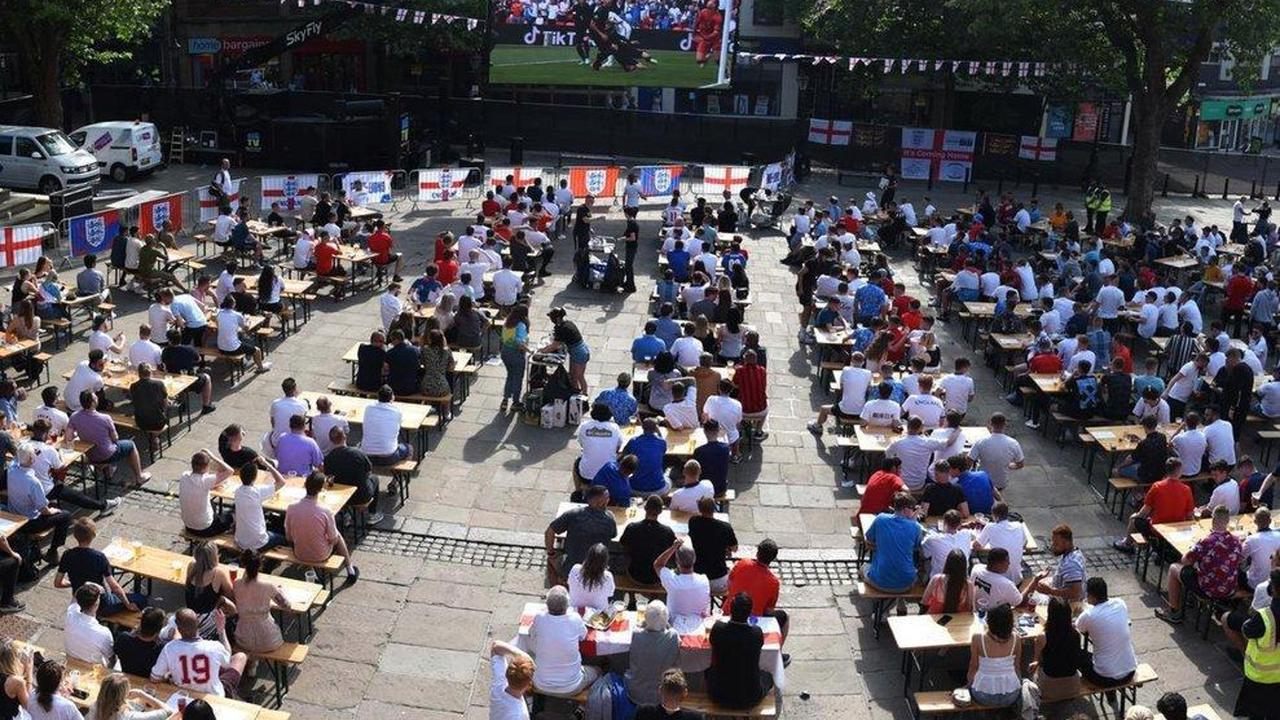 Euro 2020 - England v Italy: This is how you can get tickets for the final at the Preston Fan Zone - and when they go on sale