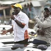 See What Ruto's Ally Has Revealed About Kieleweke That Has Left Netizens Talking