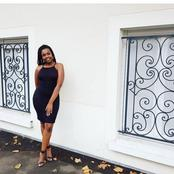 See Beautiful Pictures Of Nyashinski's Wife Zia