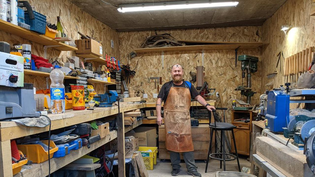 L'Atelier du Barbu a été créé par Charles Delbecque
