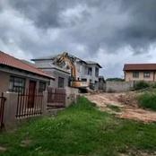 Businessman builds a R7m house for his girlfriend and destroys it because she doesn't want him
