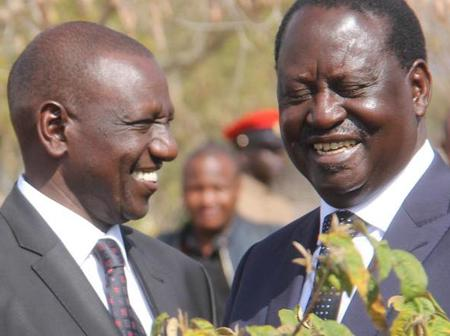 Did This Top Ruto Ally Hint On Impending Coalition Between Raila And Ruto?