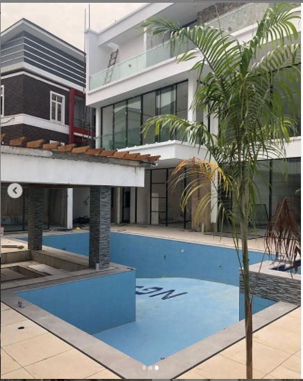 """Let?s say Xmas gift came early"" - Jude Okoye shows off his newly built home in Lagos ?(Photos)"