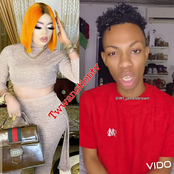 I Can Never Threaten To Kill Anyone, Me And James Brown Are Not On The Same Level - Bobrisky Reveals