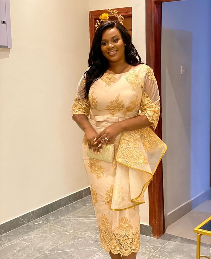 7ac12b3870970691cbd13095717ec845?quality=uhq&resize=720 - Joe Mettle's Wife Flaunts Her Ring For The First Time After Their Wedding, Fans React (Photos)