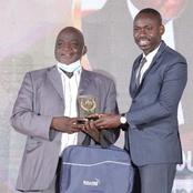 Ebony 2020 : Bamba Mafoumgbé décroche le prix spécial du transport