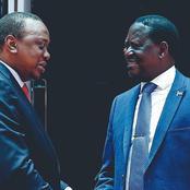 Uhuru, Raila Close Allies Meet in Kirinyaga Amisdt Handshake Collapse Claims