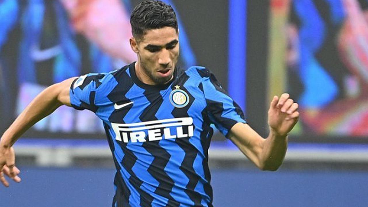 Inter Milan GM Marotta: Selling Hakimi to PSG painful