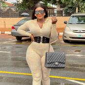 Opinion: These Pictures Proves Destiny Etiko Is The Most Beautiful Actress In Nigeria