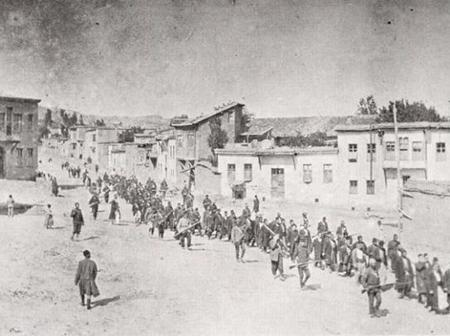 """How The Event Of The Ottoman Massacre Of The Armenians Led To The Word """"Genocide""""."""