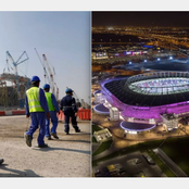 Over 6,500 Migrant Workers Have Died Building Stadiums For The 2022 FIFA World Cup In Qatar.
