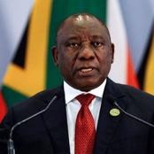 """""""What South Africans Must Do To Avoid Problems After Lockdown"""", Says Ramaphosa After Strong Message"""
