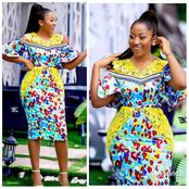 Beautiful Styles You Can Sew For Your Christmas Celebration [Pictures]