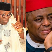 Today News: 2023, I Will Run For President, End Insecurity — Okupe, FFK Sends Message To Southerners