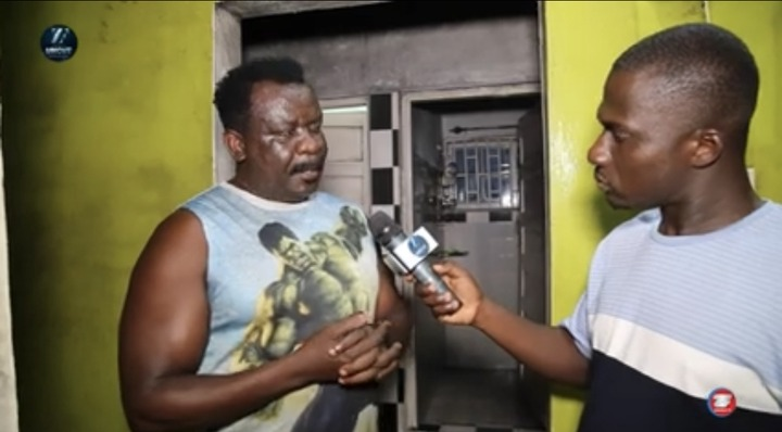 7adb3f970dadc3fc3a5766d3e411e075?quality=uhq&resize=720 - Video:I nearly got burnt in my own house, God saved me - Koo Fori finally speaks after his house got burnt into ashes