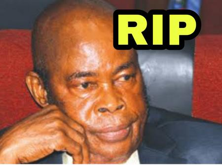 Another Prominent Nigerian is Dead Checkout Who He is & How He Died