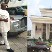 Ifeanyi Ubah: Biography, Net Worth, Nars And Houses
