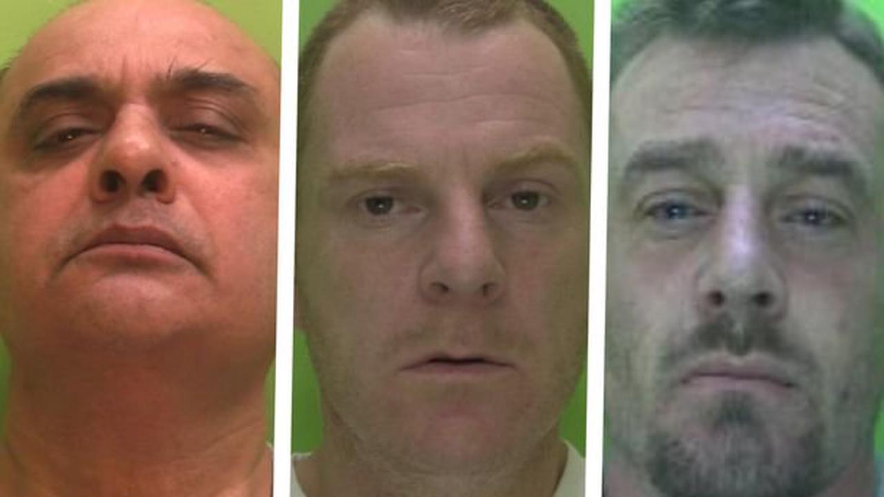 9 criminals who have links to Notts dealt with by the courts