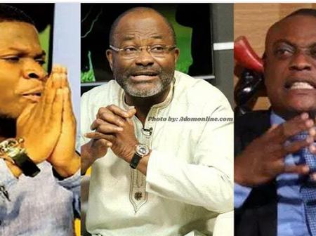 Hon Kennedy Agyapong shouldn't respond to Sammy Gyamfi's Petition- Lawyer Maurice Ampaw