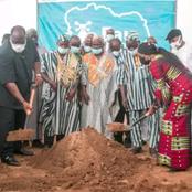 Abobo-Akeikoi: lancement des travaux de renforcement et d'extension du réseau d'eau potable
