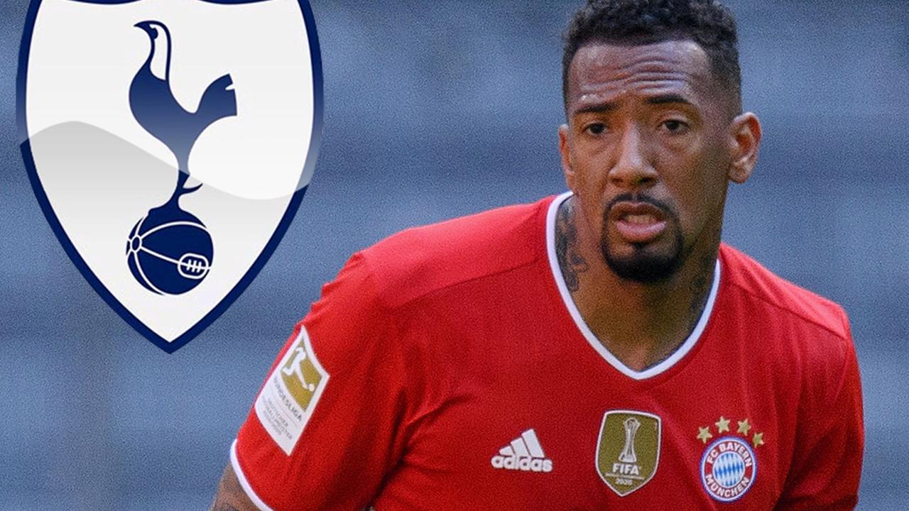 Spurs 'hold talks with Boateng' in bid to snap up Bayern ace in free transfer