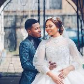 See Beautiful Pictures as Nollywood Actor, Spiff Married His Primary School Class Captain