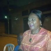 ÉLan de remerciement marcory 4ème étape: Mme Diop Pulchérie Bahi et ses colistiers étaient à Gotham