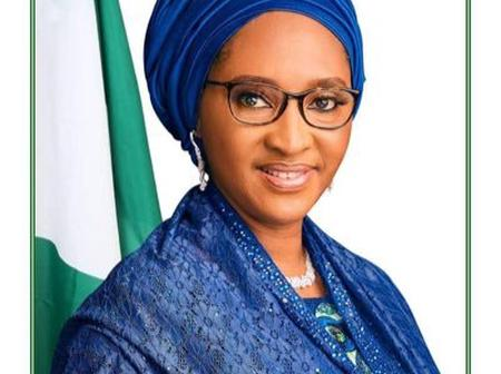 CBN: Zainab Shamsuna, Minister of Finance reacts to the rumour of #12.6trillion that got burnt