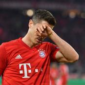 Robert Lewandowski To Miss PSG Return Leg Fixture.