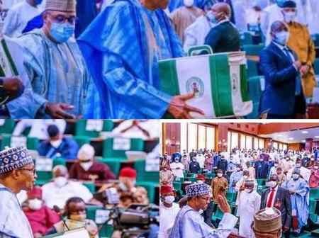 2021 Budget: Buhari increases NASS Allocations, Cuts Down Ministry of Defence Allocations