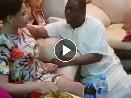 Video: See What Fani Kayode Said In Romantic Throwback Video With Now Estranged Wife That Sparked Reactions