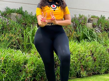 Brown Mbombo causes a stir with Kazier Chief's jersey. Check the comments.