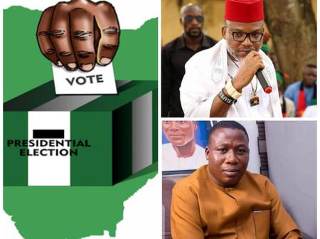 An Open Letter To Sunday Igboho and Nnamdi Kanu on 2023 Presidential Election