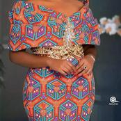 80 Colourful Ankara, Lace And Chiffon Styles For Sophisticated Ladies