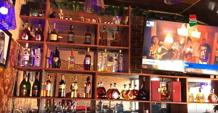 "7b18133218de050b4d540f6c72186960?quality=uhq&resize=720 - A look into Mzbel's Restaurant, Tracey Boakye described as a ""Chop Bar"" (Photos)"