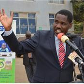 CS Munya Claim DP Ruto is Taking Credit on President's Projects in Central Region