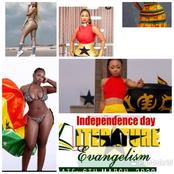 Hot And Lovely - Check Out How Your Favorite Celebrities Celebrated The Independence Day[Photos]