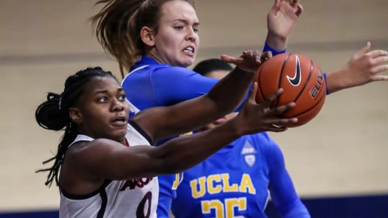 No. 9 UCLA 58, No. 11 Arizona 49