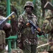 Blow To Kenyan Forces After a Major Attack By Gunmen Who Gunned Officers & Shot Down 3 Helicopters