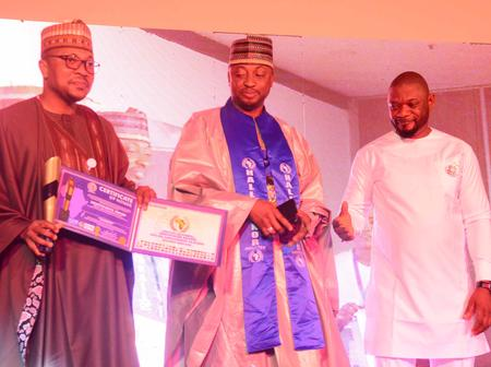 Zamfara State Governor Bags AGAA Award As Most Proactive Governor of the Year 2020