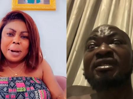 With Love, Let All Remember To Pray For Funny Face - Afia Schwarzenegger Pleads To Ghanaians