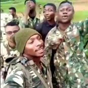 Boko Haram, Stop Using The Name Of Allah To Kill People Because Allah Doesn't Kill- Soldiers Chant