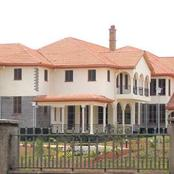 Inside DP Ruto's Official Residence in Karen (Photos)